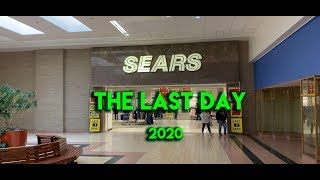 SEARS - THE LAST DAY - 2020