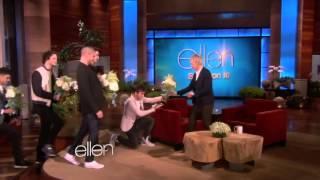 The Wanted - The Ellen DeGeneres Show