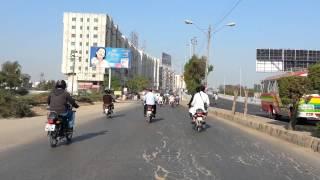 Drigh Road (Shara-e-Faisal) Karachi