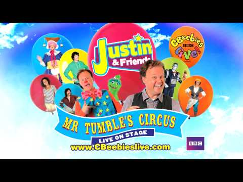 CBeebies Live at the ECHO Arena
