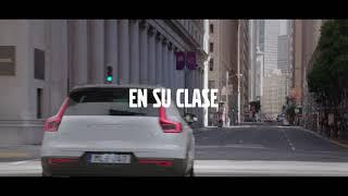 Video promocional Volvo XC40