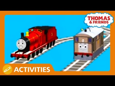 Pulling Coaches | Play Along | Thomas & Friends