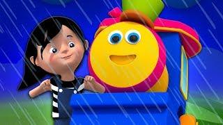 Rain Rain Go Away | Nursery Rhymes & Songs For Babies by Bob The Train