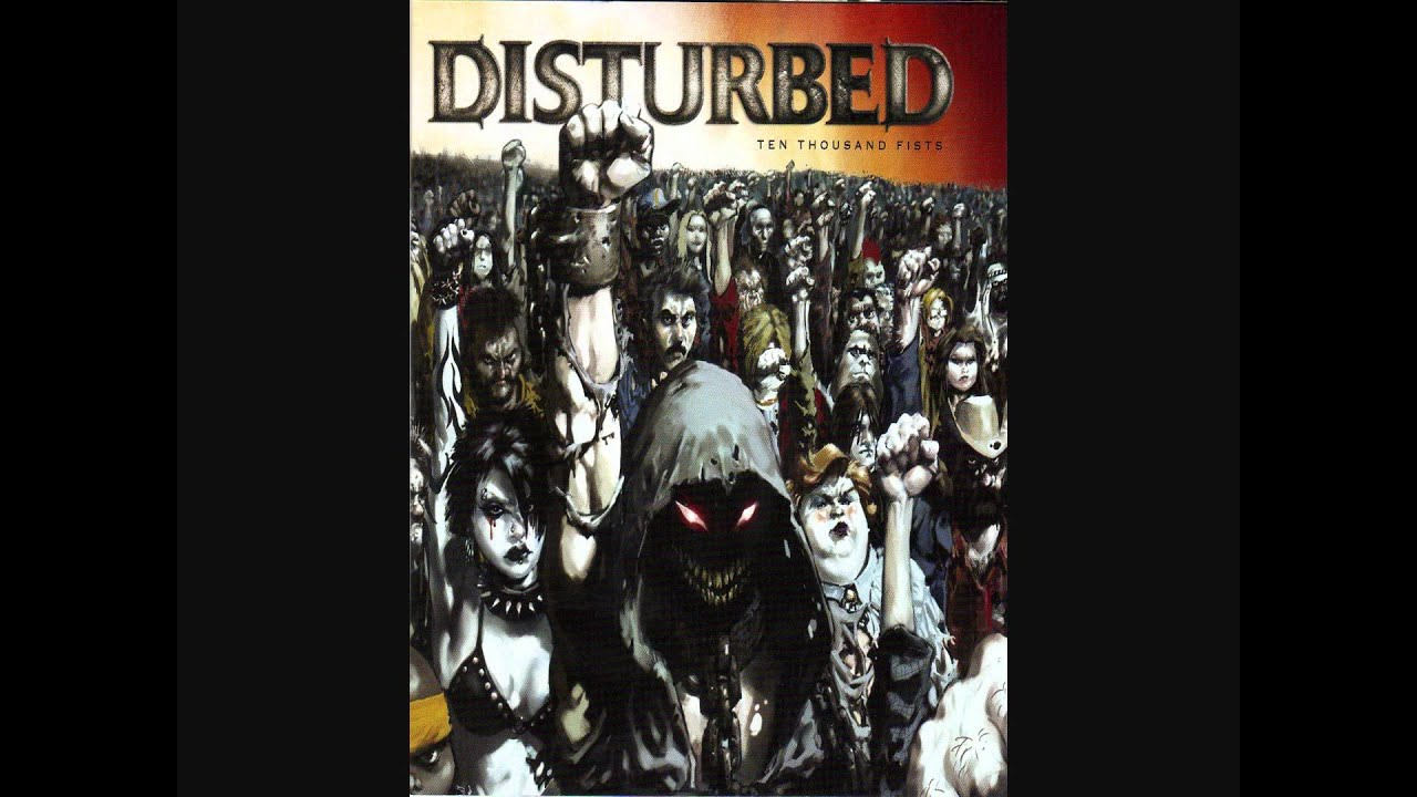 Disturbed ten thousand fists 18 фотография