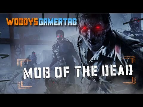 Mob Of The Dead Full Trailer and more Black Ops 2 - Uprising DLC