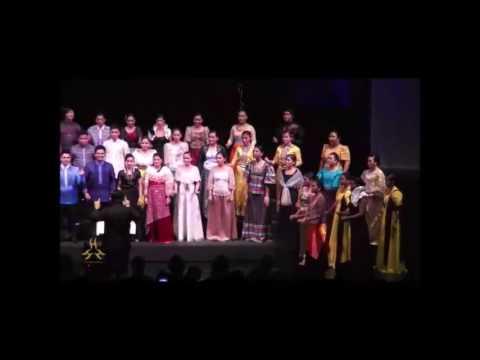 Sing Philippines Youth Choir- Bagong Umaga(Nilo Alcala)