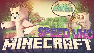 Speed UHC - I stab Raider in the back!