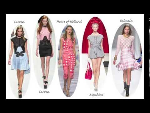 Spring Summer 2014 Top 10 Fashion Trends