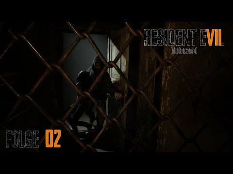 Resident Evil 7🔞 02: Er will ein Spiel mit uns spielen.... 🔞
