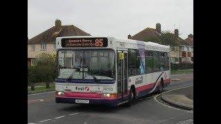 London to Leicester by local bus