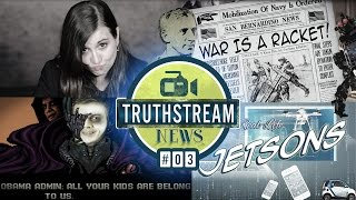 Truthstream News 3: The Future Feeds off Your Guilt and Ignorance