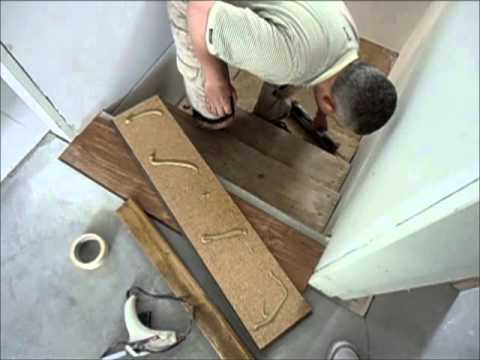 Laminate Flooring On Stairs How To Start Installation