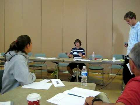 Mock Model UN Training Part 1 of 4