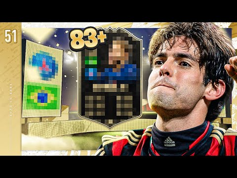 THESE PACKS ARE OVERPOWERED!! - FIFA 20 KAKA ROAD TO GLORY #51