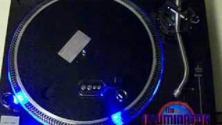 The ILLUMINATOR Pro-Kit Techincs Turntable Platter ILLUMINATOR