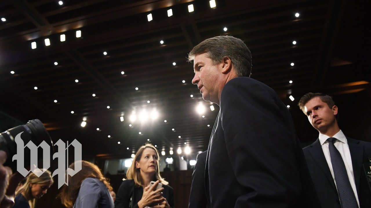 Kavanaugh and his accuser offer to testify as allegation roils Washington