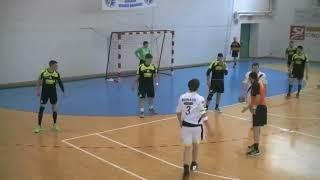 Serie A1M [Play-Off 7^]: Cingoli - Bologna 22-29