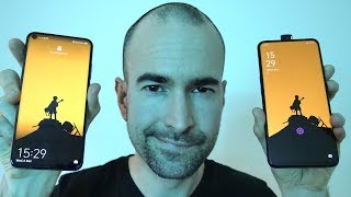 Oppo F11 Pro vs Honor View 20 | Side-by-side comparison