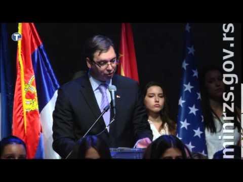 Premijer Vučić - Srbija ponosna na svoju antifašističku borbu