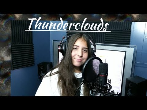 Download Lagu  LSD- Thunderclouds ft. Sia, Diplo, Labrinth  Cover by Alexis G  Mp3 Free