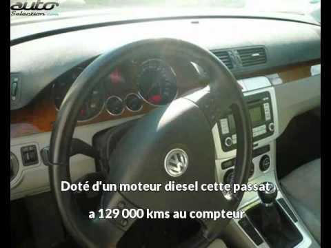 Volkswagen passat occasion visible à Annecy présentée par Sage automobile
