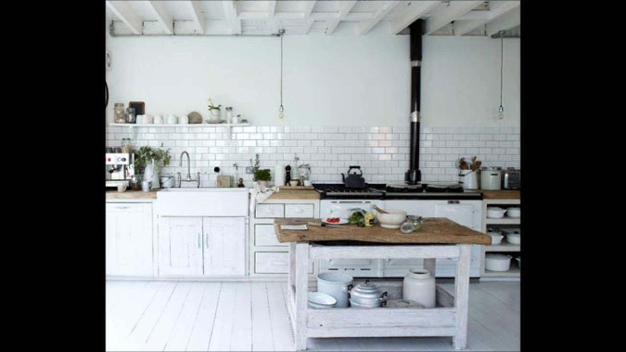 White Painted Floorboards With Ria Fitzgerald Interior Stylist Youtube