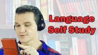 How I study languages 📚🎧 (My current self study approach)