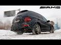 Тест-драйв Mercedes ML63 AMG за 1.000.000 руб! МЕЧТА?