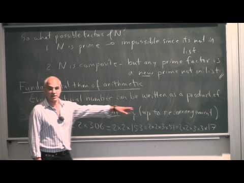MathHistory3a: Greek number theory