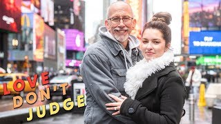 30-Year Age Gap Couple Offer 'Sugar Baby' Advice | LOVE DON'T JUDGE