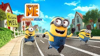 Despicable Me Minion Rush - Minions on Strike Trailer