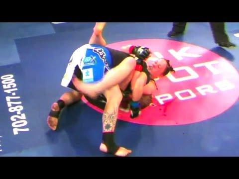 Jessica Zomick vs Shannon Reid  MMA Fight
