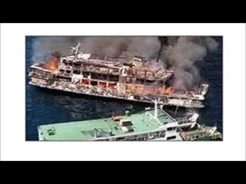 Philippine maritime accidents 1 of 8