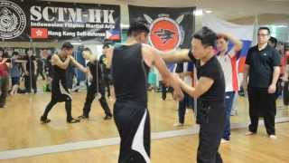 2014 SILAT & SYSTEMA Hong Kong and Taiwan combined martial arts seminar