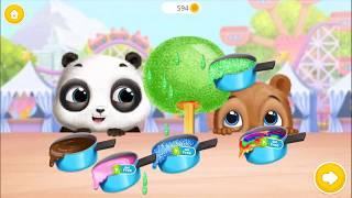 Cute baby Panda Lu Fun Park - Free Online - Easy And Funny Kid Game - Free Online