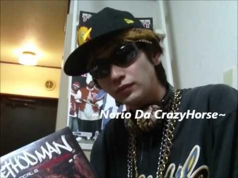 AeLL.Remix Interview~act by Norio da CrazyHorse~