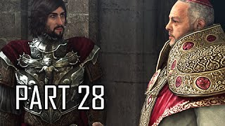 Assassin's Creed Brotherhood Walkthrough Part 28 - Family Feud (ACB Let's Play Commentary)