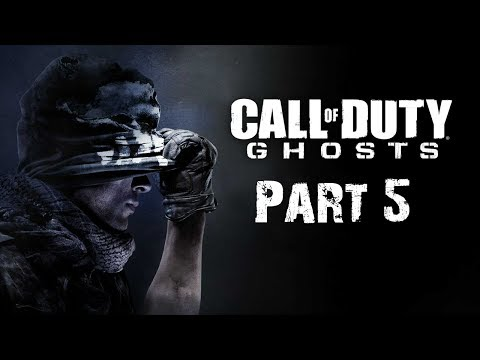 Call of Duty Ghosts Gameplay Walkthrough Part 5 – Campaign Mission 5 – Homecoming