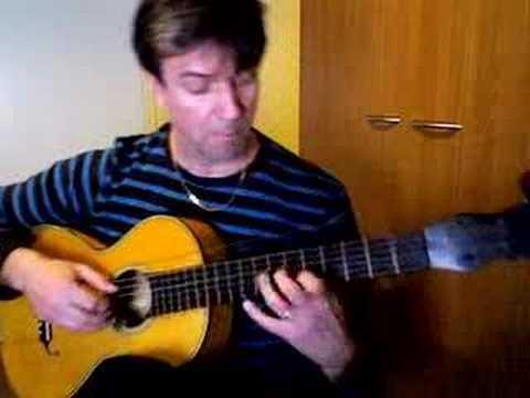 Fernando Sor:Minuetto A op.11 (Vesa Teittinen-Lacote guitar)