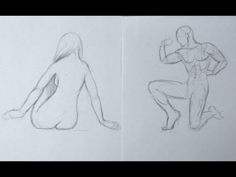 Cómo dibujar la figura de la imaginación - y de memoria - 2