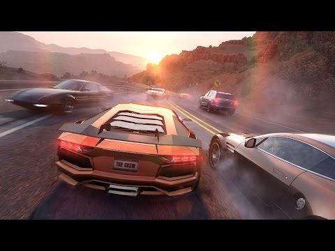 The Crew - NVIDIA Graphics Technology Trailer (PC)