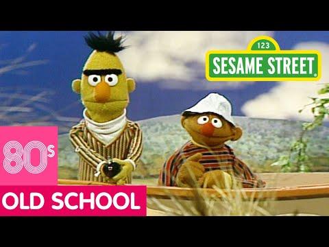 Sesame Street - Tiger Hunt