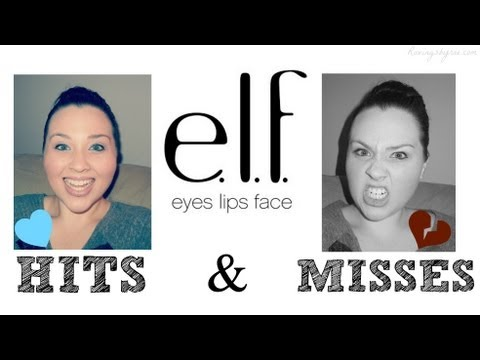 ELF Hits and Misses '13