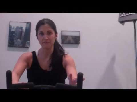 Interval Training With Bandbfit Barbara Por Atras video