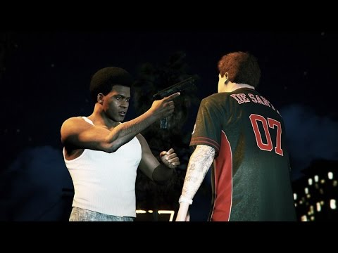 gta v franklin kills jimmy (death movie ch 2) youtube