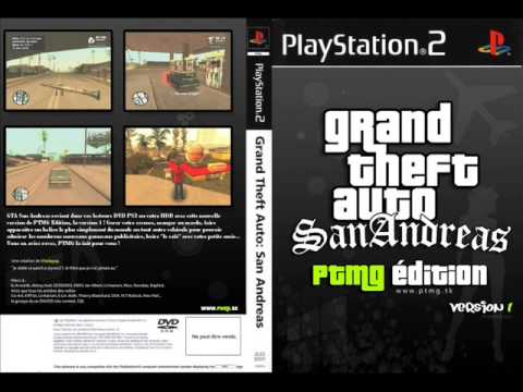 SOUNDTRACK GTA PTMG EDITION:LINEAR-SENDING ALL MY LOVE FAST...