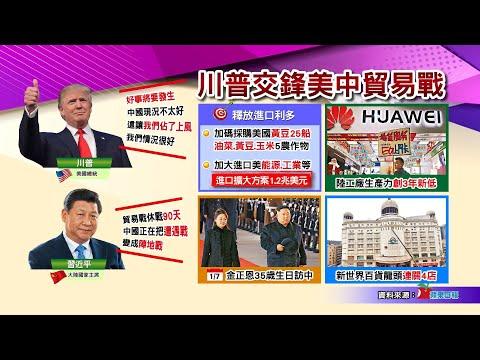 台灣-國民大會-20190114 金正恩訪中國有籌碼? 習近平川普過招貿易戰 美中朝談判諜對諜?