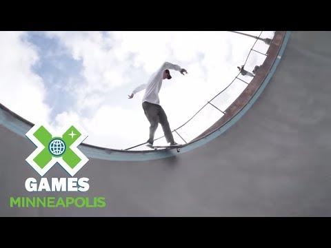 Cory Juneau: Athlete Profile | X Games Minneapolis 2018