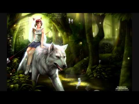 Princess Mononoke - The legend of Ashitaka