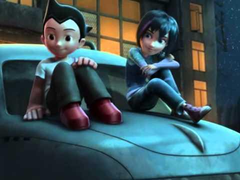 Astroboy and Cora-Acci...
